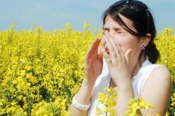 Аллергия - причина желтых соплей