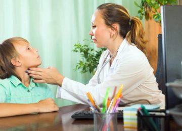 Какие заболевания щитовидной железы могут возникать у детей?