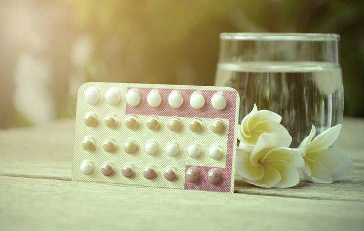 Гормональные таблетки