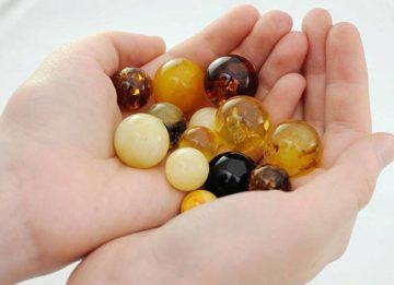 Лечебные свойства янтарных бус