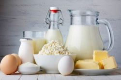 Молочные продукты при хроническом гастродуодените