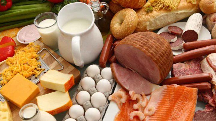 полезные продукты для щитовидной железы таблица