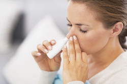 Спреи для лечения сухости носа