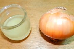 Луковый сок для закапывания носа при гайморите