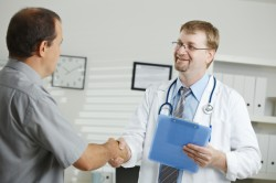 Консультация врача для лечения поноса