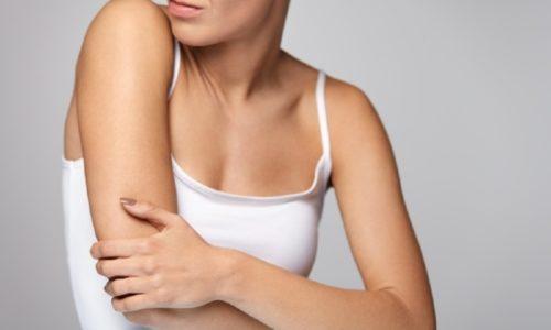 Герпес на теле вызывает зуд, боль, а также жжение