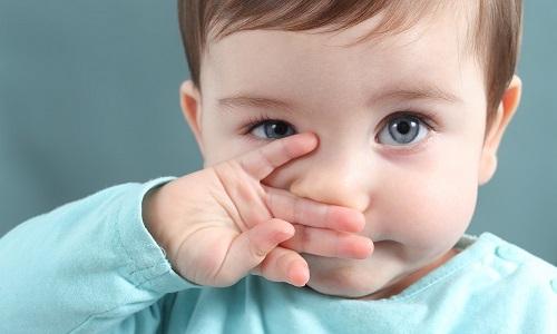 Проблема бактериального насморка у детей