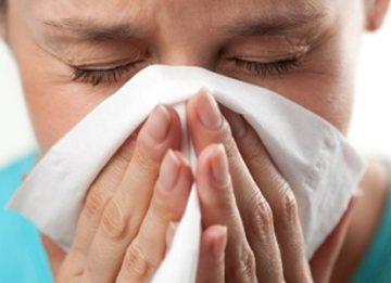 Если отмечается заложенность носа и насморк какое необходимо лечение?