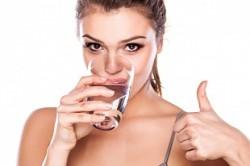 Потребление воды при сухости в носу