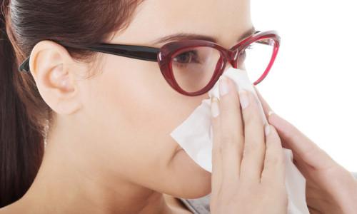 Проблема заложенности носа
