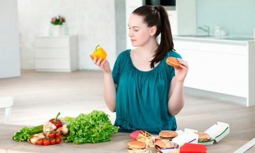 Выбор продуктов при диабете