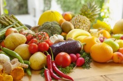 Польза растительных продуктов при сахарном дивбете