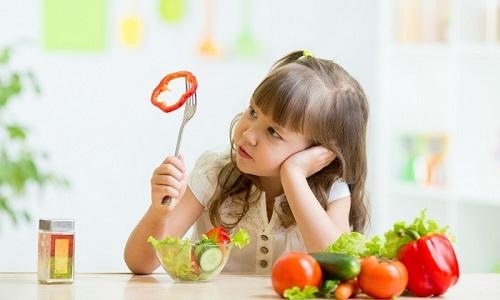 Вводить свежие овощи в детское меню можно только по согласованию с врачом