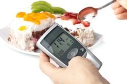 Отказ от сладостей при сахарном диабете