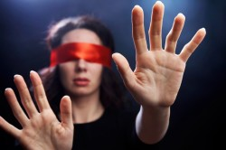 Слепота - причина сахарного диабета