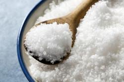 Соль для прогревания носа