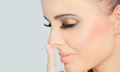 Проблема сухости в носу