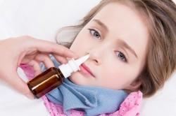 Лечение насморка каплями