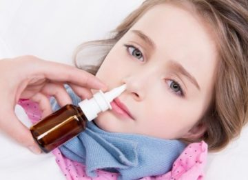 Что делать? если заложен нос по утрам у ребенка