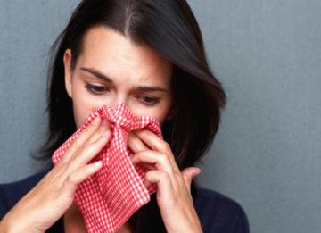 Узнаём: причины и лечение заложенности носа без насморка
